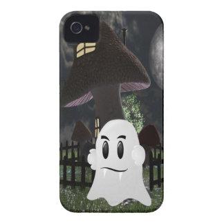 Funda Para iPhone 4 De Case-Mate Fantasma fantasmagórico de Halloween