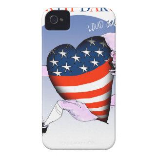Funda Para iPhone 4 De Case-Mate fernandes tony ruidosos y orgullosos de Dakota del