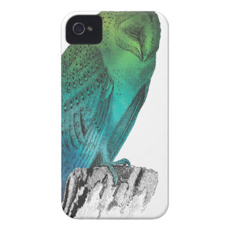 Funda Para iPhone 4 De Case-Mate Galaxy owl 2