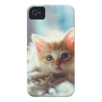 Funda Para iPhone 4 De Case-Mate Gato del bebé