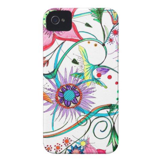 Funda Para iPhone 4 De Case-Mate Gipsy garden