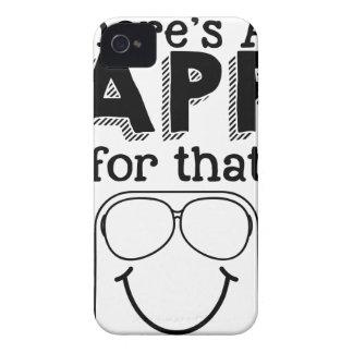 Funda Para iPhone 4 De Case-Mate Hay un app para eso