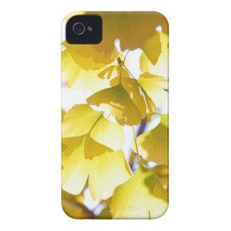 Funda Para iPhone 4 De Case-Mate Hojas de oro del otoño