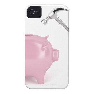 Funda Para iPhone 4 De Case-Mate Hucha y martillo
