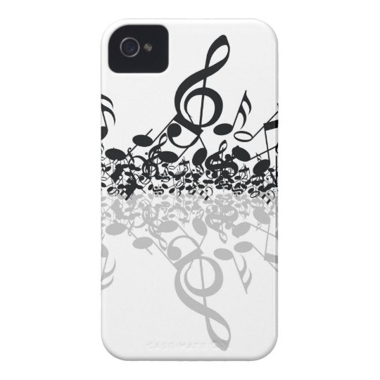 Funda Para iPhone 4 De Case-Mate iPhone 4 Musical