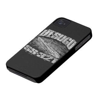 Funda Para iPhone 4 De Case-Mate iPhone de Besugo/caso submarinos del iPad
