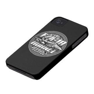 Funda Para iPhone 4 De Case-Mate iPhone del avispón F/A-18/caso del iPad