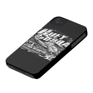 Funda Para iPhone 4 De Case-Mate iPhone del HueyCobra de AH-1G/caso del iPad
