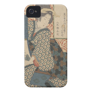 Funda Para iPhone 4 De Case-Mate Japonés Woodprint