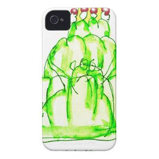 Funda Para iPhone 4 De Case-Mate jello del kiwi de los fernandes tony