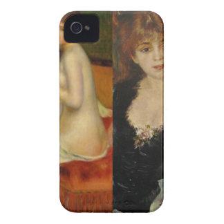 Funda Para iPhone 4 De Case-Mate La belleza y el arte pueden hacer todo