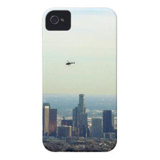Funda Para iPhone 4 De Case-Mate LA y helicóptero