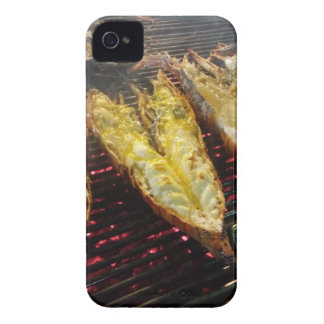 Funda Para iPhone 4 De Case-Mate Langosta de la barbacoa