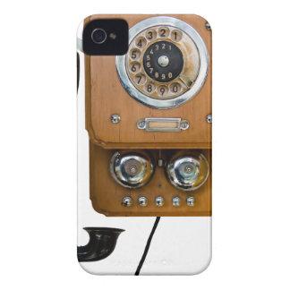 Funda Para iPhone 4 De Case-Mate línea teléfono de la tierra del dial rotatorio del