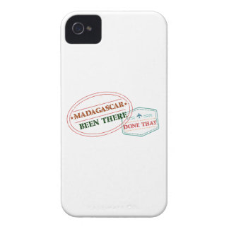 Funda Para iPhone 4 De Case-Mate Madagascar allí hecho eso