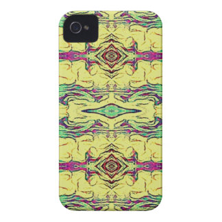 Funda Para iPhone 4 De Case-Mate Modelo artístico coloreado multi vibrante