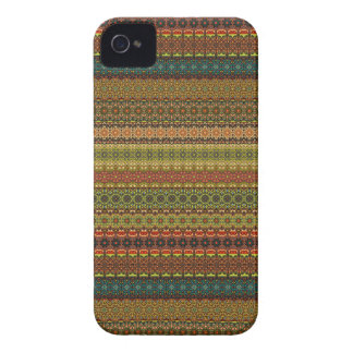Funda Para iPhone 4 De Case-Mate Modelo azteca tribal del vintage