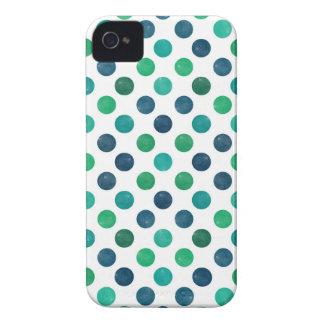 Funda Para iPhone 4 De Case-Mate Modelo de puntos precioso XIV
