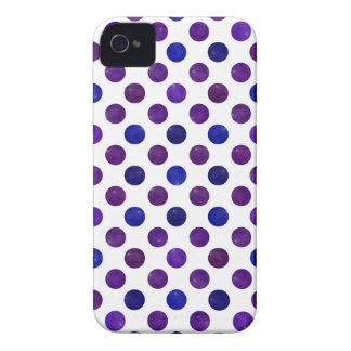 Funda Para iPhone 4 De Case-Mate Modelo de puntos precioso XV