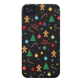Funda Para iPhone 4 De Case-Mate Modelo del navidad