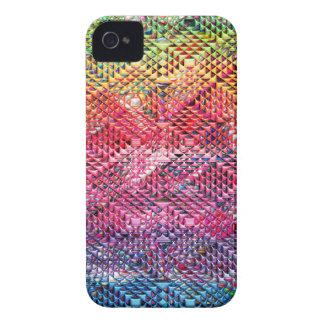 Funda Para iPhone 4 De Case-Mate Modelo geométrico abstracto