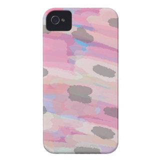 Funda Para iPhone 4 De Case-Mate Modelo rosado abstracto de Camo
