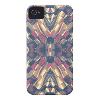 Funda Para iPhone 4 De Case-Mate Moderno oscuro multicolor
