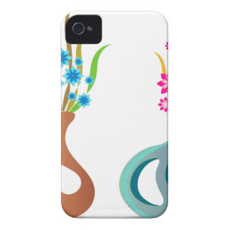 Funda Para iPhone 4 De Case-Mate ModernVaseFlowers