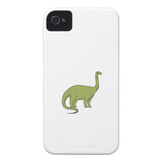 Funda Para iPhone 4 De Case-Mate Mono línea del Brontosaurus