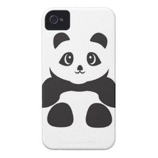 Funda Para iPhone 4 De Case-Mate Oso de panda precioso