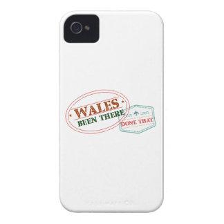 Funda Para iPhone 4 De Case-Mate País de Gales allí hecho eso