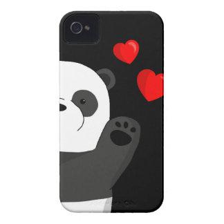 Funda Para iPhone 4 De Case-Mate Panda linda