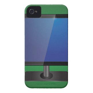 Funda Para iPhone 4 De Case-Mate pantalla de la TV