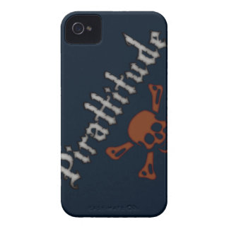 Funda Para iPhone 4 De Case-Mate Pirattitude