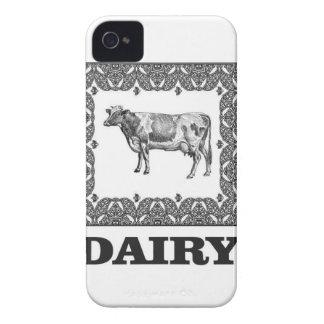 Funda Para iPhone 4 De Case-Mate Premio de la lechería