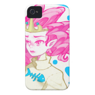 Funda Para iPhone 4 De Case-Mate Princesa del mar