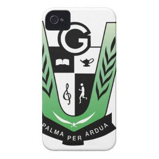 Funda Para iPhone 4 De Case-Mate Productos del escudo de la reunión de los alumnos
