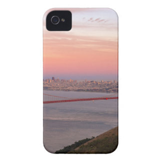 Funda Para iPhone 4 De Case-Mate Puente Golden Gate San Francisco en la salida del