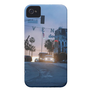 Funda Para iPhone 4 De Case-Mate puesta del sol de Venecia