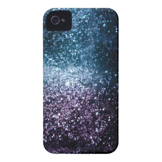 Funda Para iPhone 4 De Case-Mate Purpurina del espacio