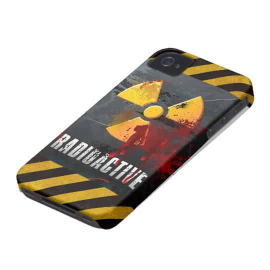 FUNDA PARA iPhone 4 DE Case-Mate RADIOACTIVE
