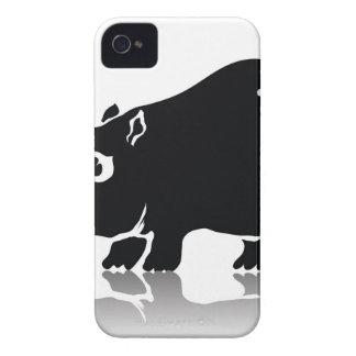 Funda Para iPhone 4 De Case-Mate Rinoceronte