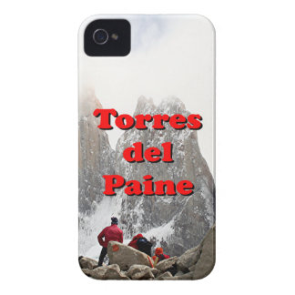 Funda Para iPhone 4 De Case-Mate Torres del Paine: Chile