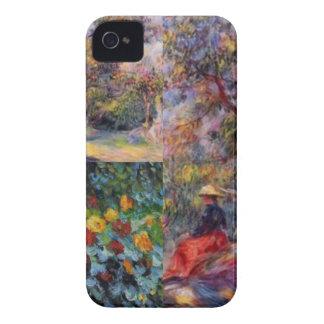 Funda Para iPhone 4 De Case-Mate Tres obras maestras asombrosas del arte de Renoir