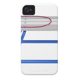 Funda Para iPhone 4 De Case-Mate Trineo en blanco