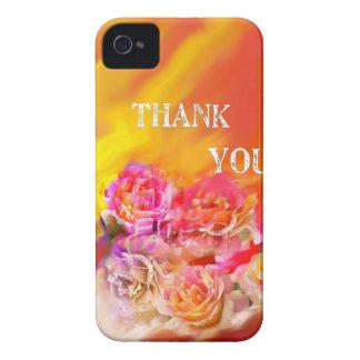 Funda Para iPhone 4 De Case-Mate Una mano de gracias tiende por completo hacia