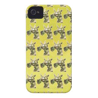 Funda Para iPhone 4 De Case-Mate Unicornio del jazmín
