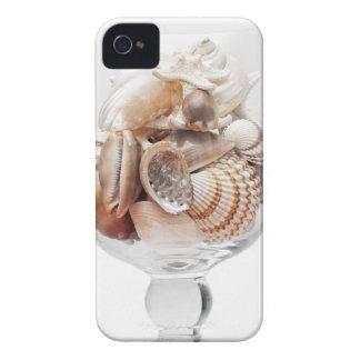 Funda Para iPhone 4 De Case-Mate Vidrio del mar
