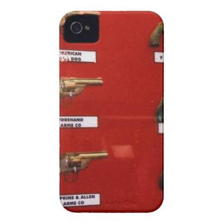 Funda Para iPhone 4 De Case-Mate Viejas Seis-pistolas del oeste