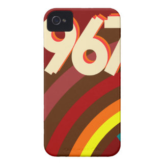 FUNDA PARA iPhone 4 DE Case-Mate VINTAGE 1967
